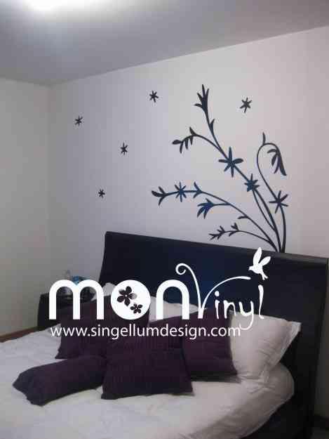 Vinilos adhesivos decorativos murales decoraci n for Vinilos murales adhesivos