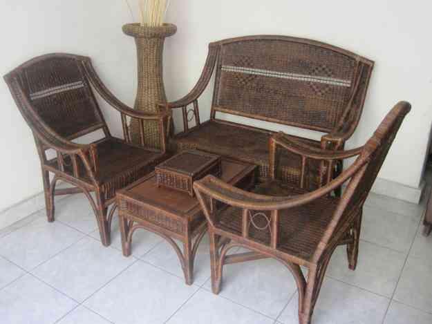 Venta y reparacion muebles en mimbre palmira hogar for Muebles jardin mimbre