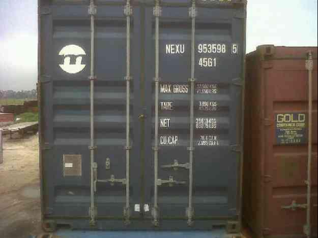 Venta de contenedores maritimos 20 y 40 pies bogot - Contenedor maritimo segunda mano ...