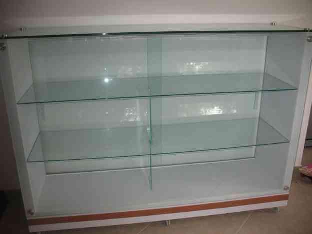 Vendo bellas vitrinas cajic segunda mano - Vitrinas de cristal de segunda mano ...