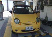 Vendo taxi chevrolet 724 modelo 2006