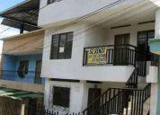 Vendo casa 3 pisos independientes en el barrio la independencia de buenaventura
