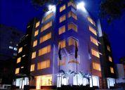 Vendo hermoso hotel : centenario plaza, rentando!