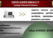 Tecnologo profesional en sistemas informaticos