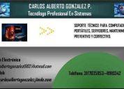 TecnÒlogo profesional en sistemas informaticos