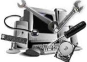 Servicios de compu y redes a su oficina o domocilio