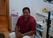 Odontologo cirujano especialista en cosmetologia y rehabilitacion  oral