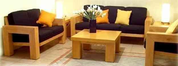 Muebles de sala juegos de sala sofas mesas de centro for Juego de muebles para sala modernos