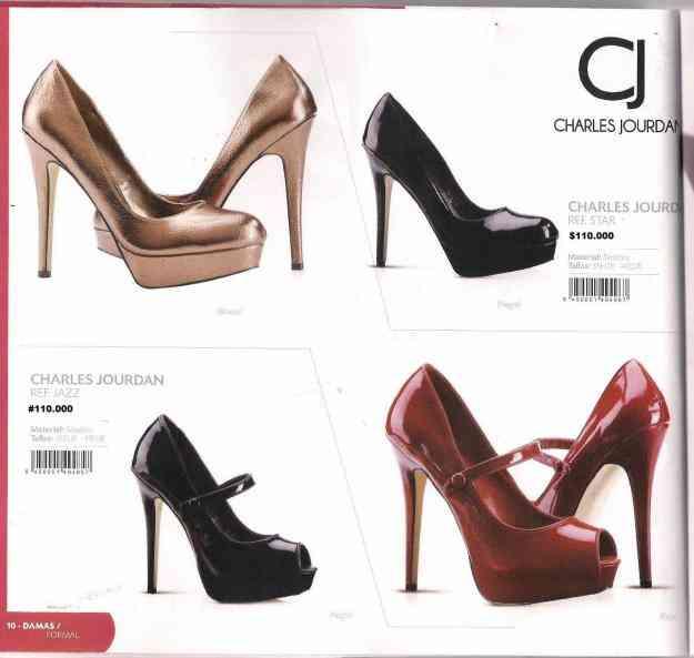 Gran variedad en calzado para dama y caballero bogot for Muebles para zapatos bogota
