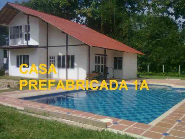 Casas prefabricadas economicas colombia bogot capital - Casas madera economicas ...