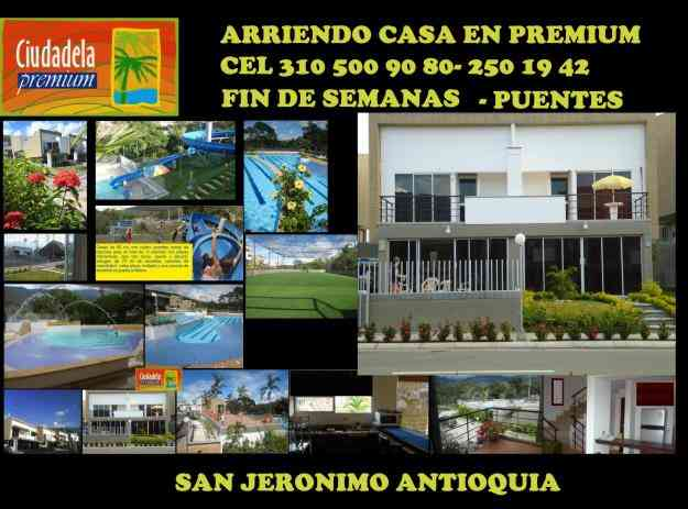 Caba a san jeronimo premium arriendo fin de semana y for Alquiler de casas en sevilla zona san jeronimo