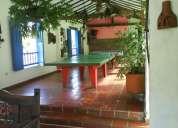 Hotel campestre san gil  hospedaje casa-finca santamaria  la antigua del fonce