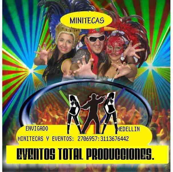 MINITECAS MEDELLIN EVENTOS  ENVIGADO 2706957