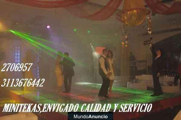 SERVISIO DE MINITECAS MEDELLIN  GARANTIA TOTAL 2706957