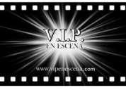 Agencia de casting (actores, modelos, personal de apoyo). cine, televisión y comerciales