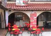 Venta de pizzeria , comida mexicana y sandwich cubano