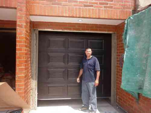 Puertas de garaje automaticas cali doplim 62759 for Puertas automaticas garaje