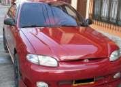 Hyundai accent 1.400cc, modelo 1998