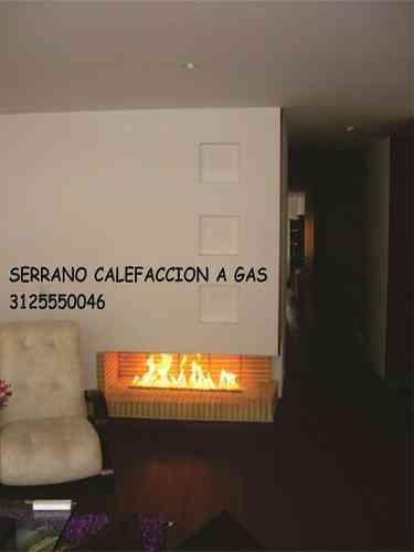 Calefaccion de gas para interiores airea condicionado - Instalar calefaccion gas ...