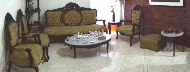 Vendo juego de sala luis xv medell n hogar jardin for Vendo muebles jardin