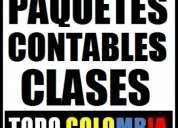 Profesor particular clases contabilidad excel estadistica finanzas medellin y toda colombia