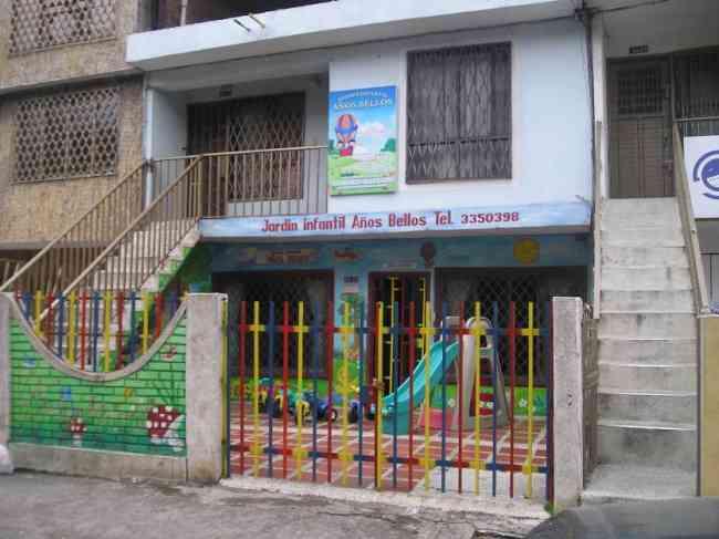 Jardin infantil a os bellos buen servicio cali dorado for Barrio el jardin cali colombia