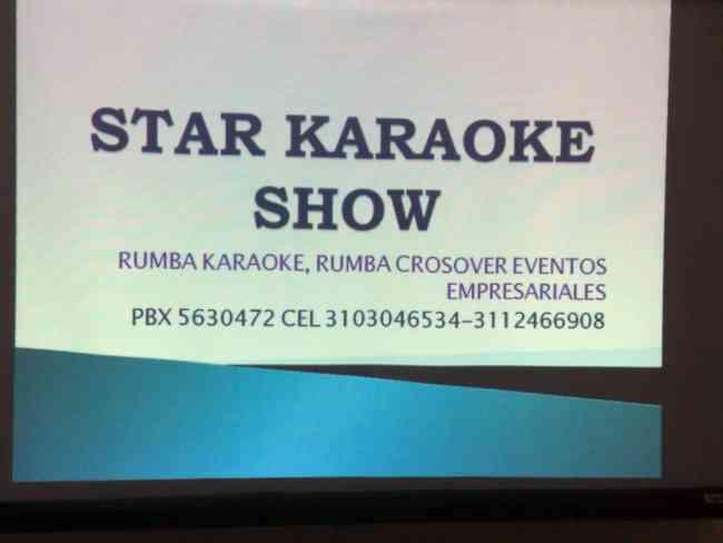 Alquiler de karaoke para eventos con sonido profe y carnaval