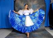 Venta de trajes típicos para grupo de danza