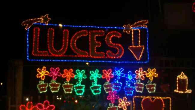 Venta luces navidad manguera bogota bogot hogar - Manguera luces navidad ...