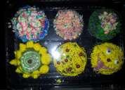 Curso de cupcakes. muy lindo