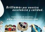 Fabricacion  de joyas oroplata decolombiajoyas