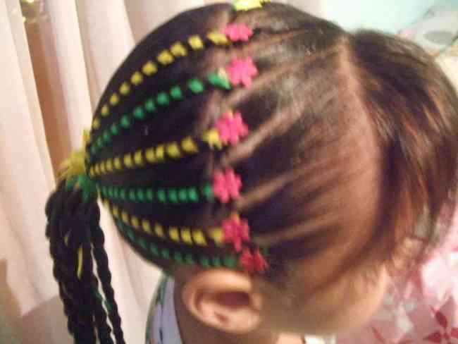 Accesorios y revistas para peinados infantiles - Bogotá - Salud ...