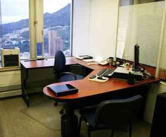 Muebles oficina escritorios oficina escritorio gerencial for Silla escritorio segunda mano