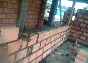 Se trabaja todo lo relacionado en construcción  buen precio