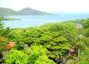 Hermoso terreno en la isla de providencia-caribe colombiano