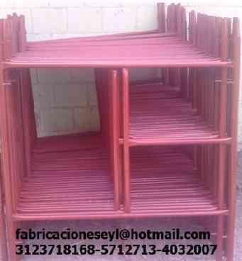 formaleta y estructura metalica de calidad