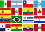 Banderflag un mundo de bandera! tamano 90x150cms material polyester
