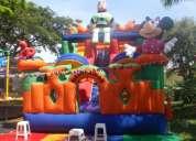 Alquiler de inflables en tulua  tel 318 479 4048