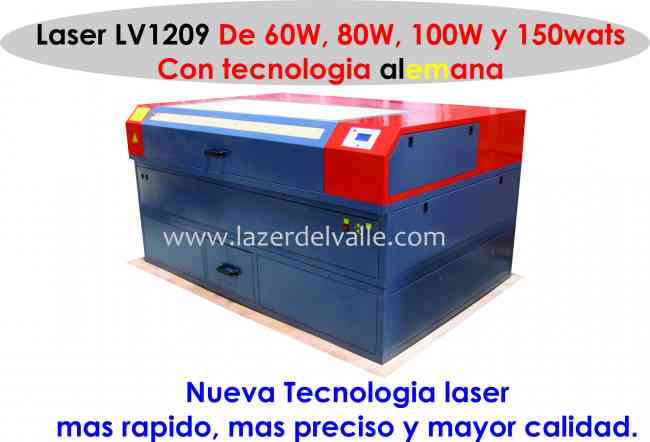 vendo en bogota maquina laser de corte y grabado de acrilicos LV1209