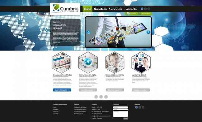Diseño web y publicidad Bogota