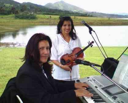 Violines serenatas en Bogotá