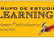 Efectivas clases y trabajos matematicas, estadÍstica, fÍsica, quÍmica, macroeconomÍa, finanzas