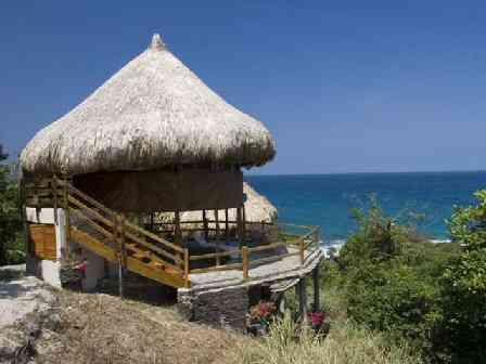 Reservas parque tayrona, cabañas, hamacas, camping, santa marta