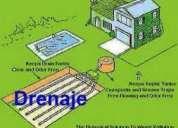 Pozos sèpticos, aljibes, casas, cabañas, kioscos, 3108243077