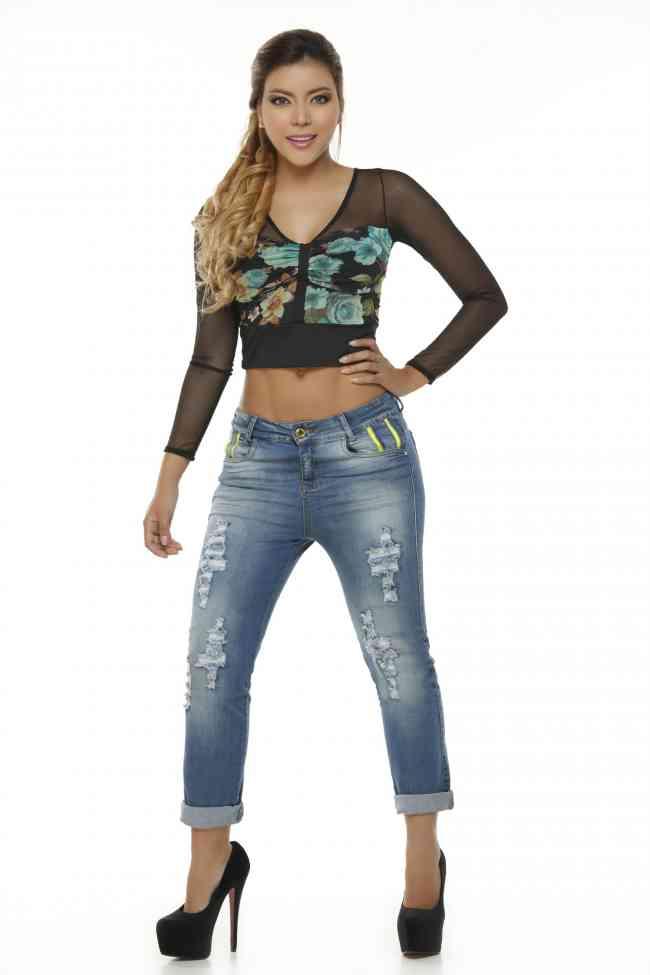 Vendo Jeans Boyfriend Al Por Mayor Medell N Ropa Accesorios