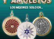 Talismanes y amuletos , protecciones y escudos