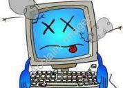Asistencia y mantenimiento de pcs y portatiles