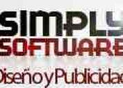 Simply software - diseño y publicidad.