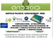 Centro de soluciones android...
