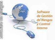 Software especializado en gestión de riesgos y control interno